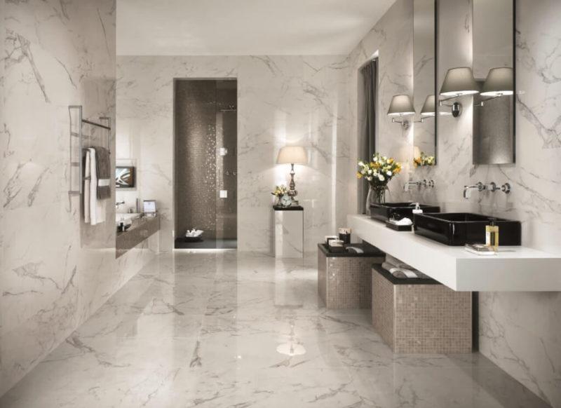 marble porcelain tile edmonton