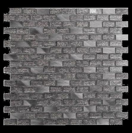 Mini brick glass mosaic P3