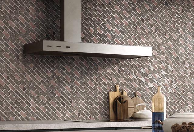 Mini brick glass mosaic cover img