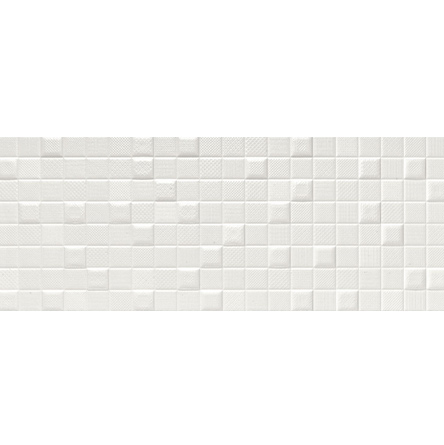 "BLINK MOSAIC WHITE 13""X36"""
