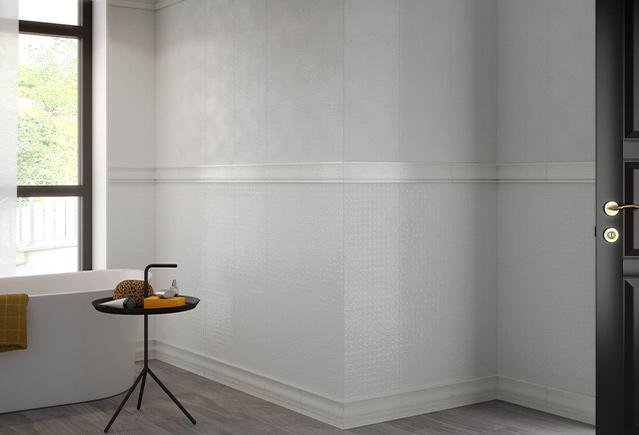 NACAR PLAIN WHITE 12X36