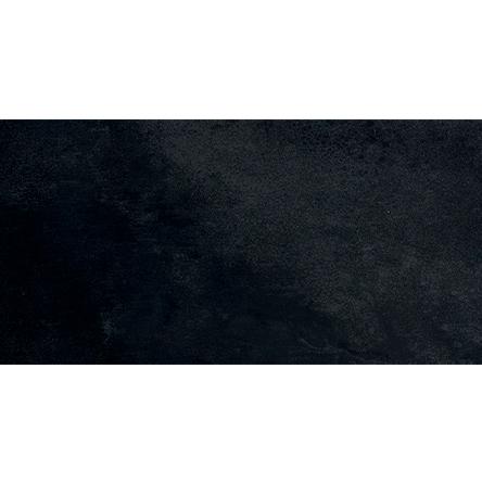 "RAIN BLACK LAPPATO 12""X24"""