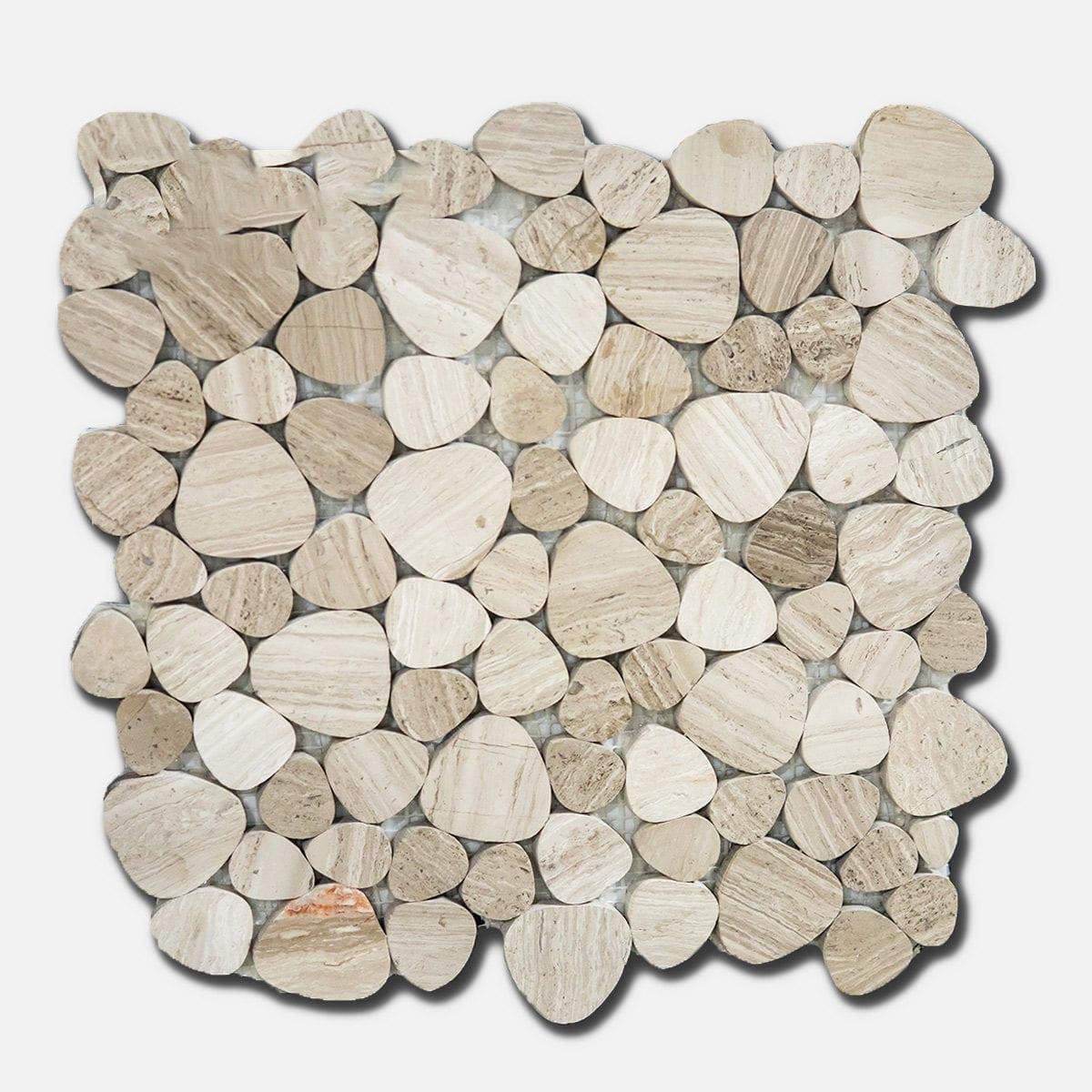 garnet grey marble