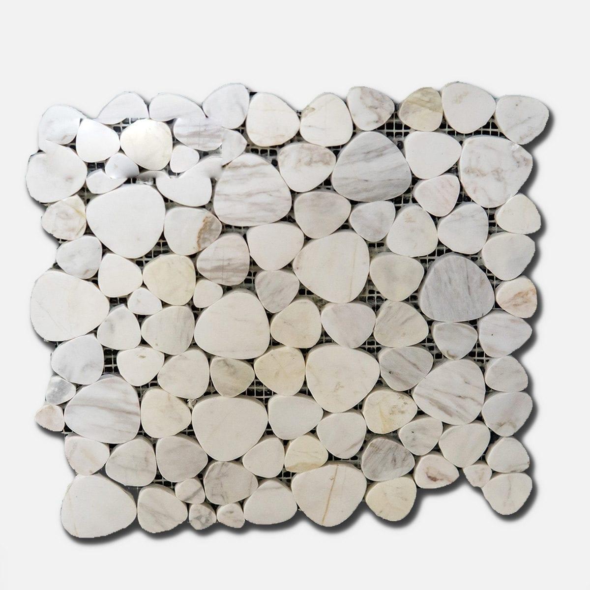 garnet white marble