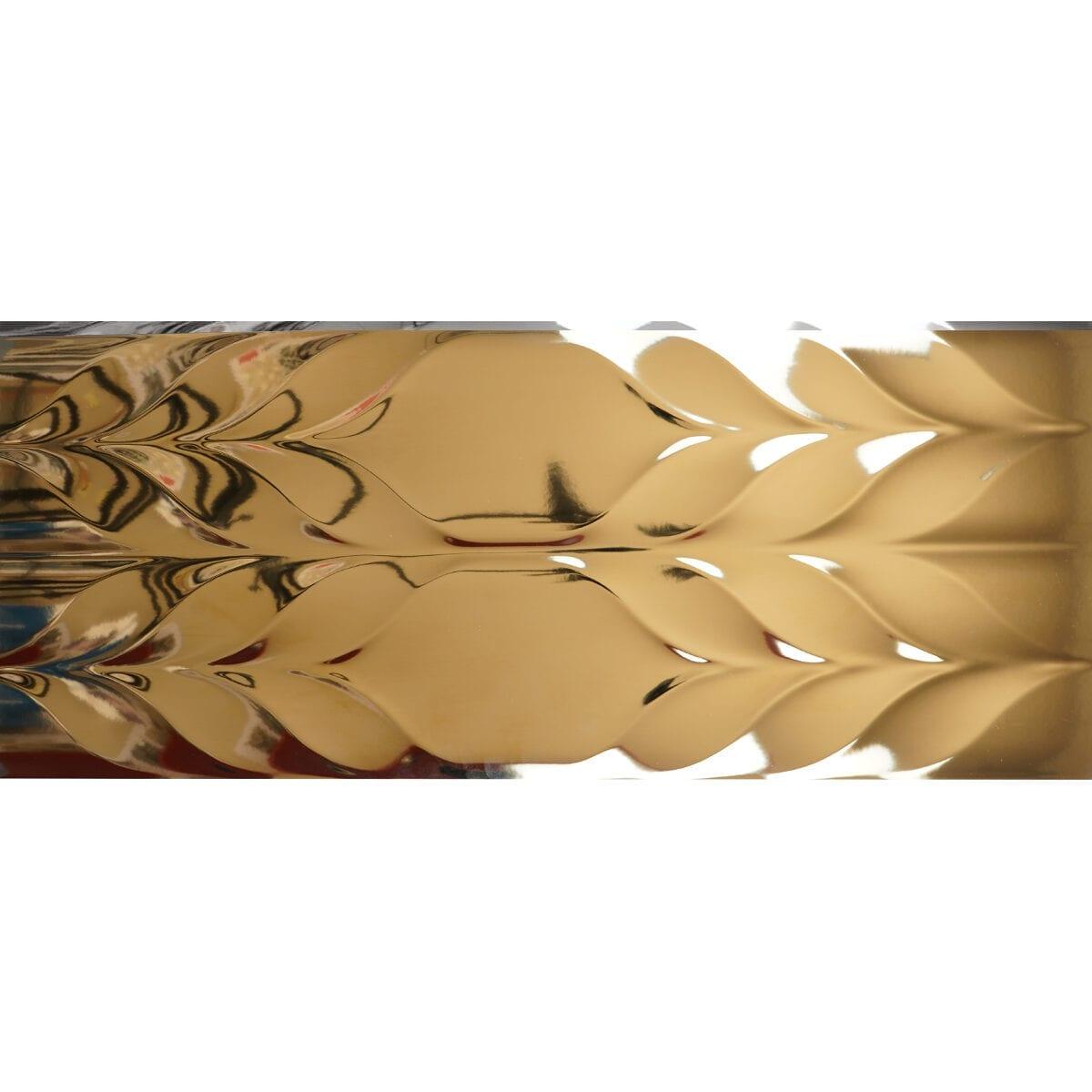 D00163 Decor passion gold sideways