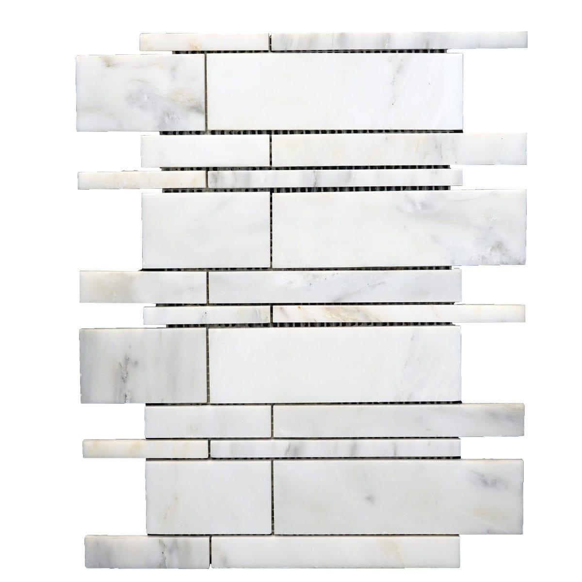 M50335—MSTARI—WHITE CARRARA MARBLE