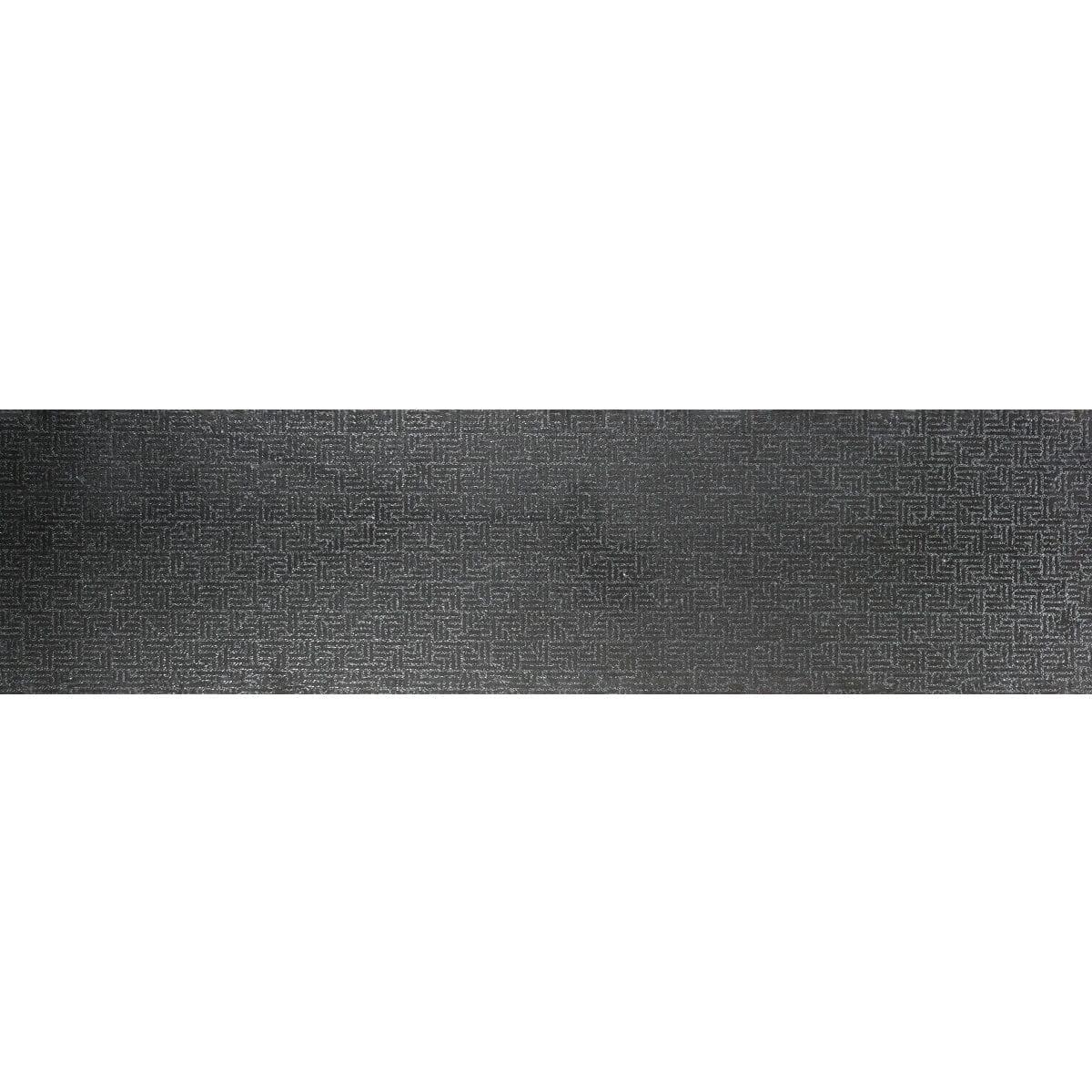 Trinity Black Lux Lappato 9x36 T10450