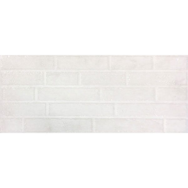 BRACKLEY WHITE BRICK 12X24 P1