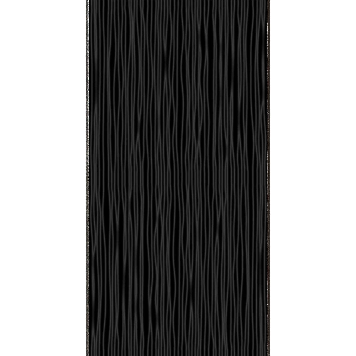 Lines Lux negro Lappato 12x24 W00016 2