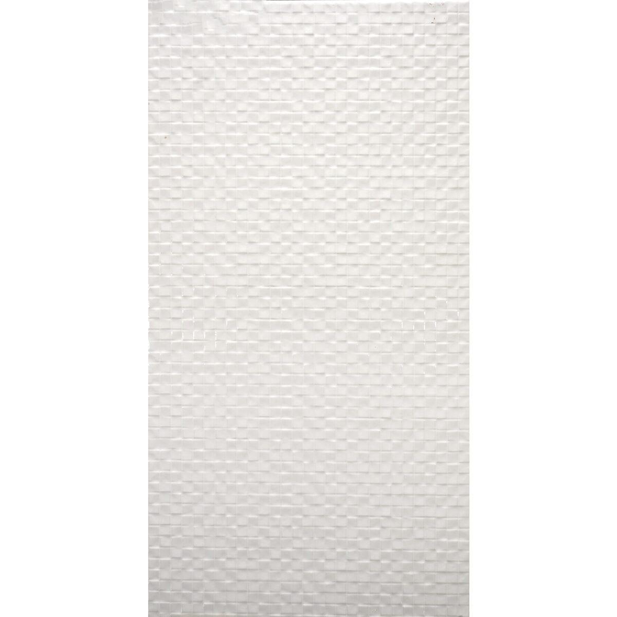 Polkadot Bianco Lappato 12x24 D00031