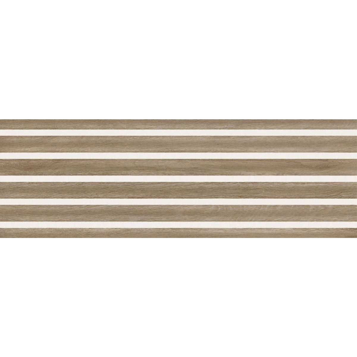 W00074 9523 Almond Relieve Wood 12X36 P1