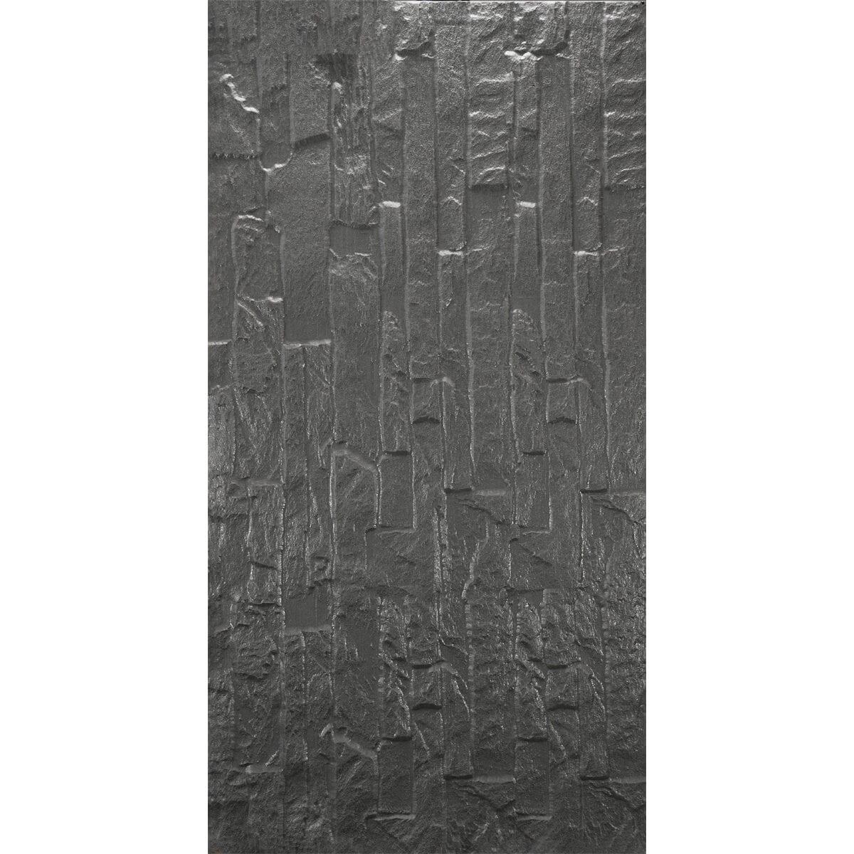 brackley black charcoal stone D00047