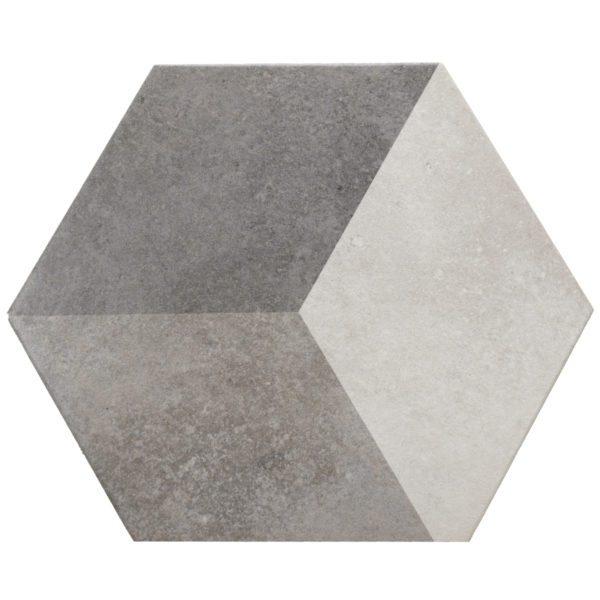 hexagon romba matte d0055