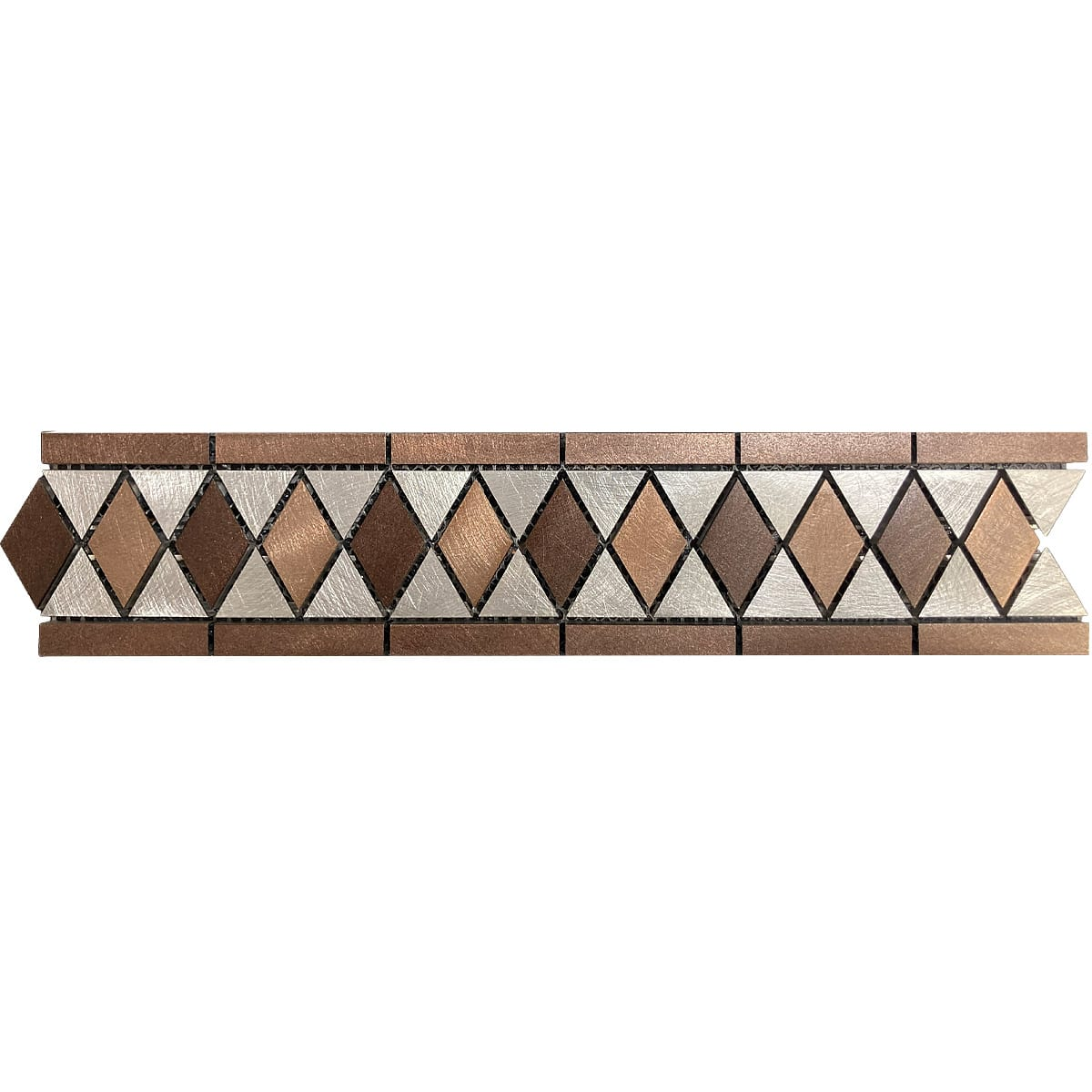 L00056 TOKOYO MULTI METAL TRIM COPPER 3X12