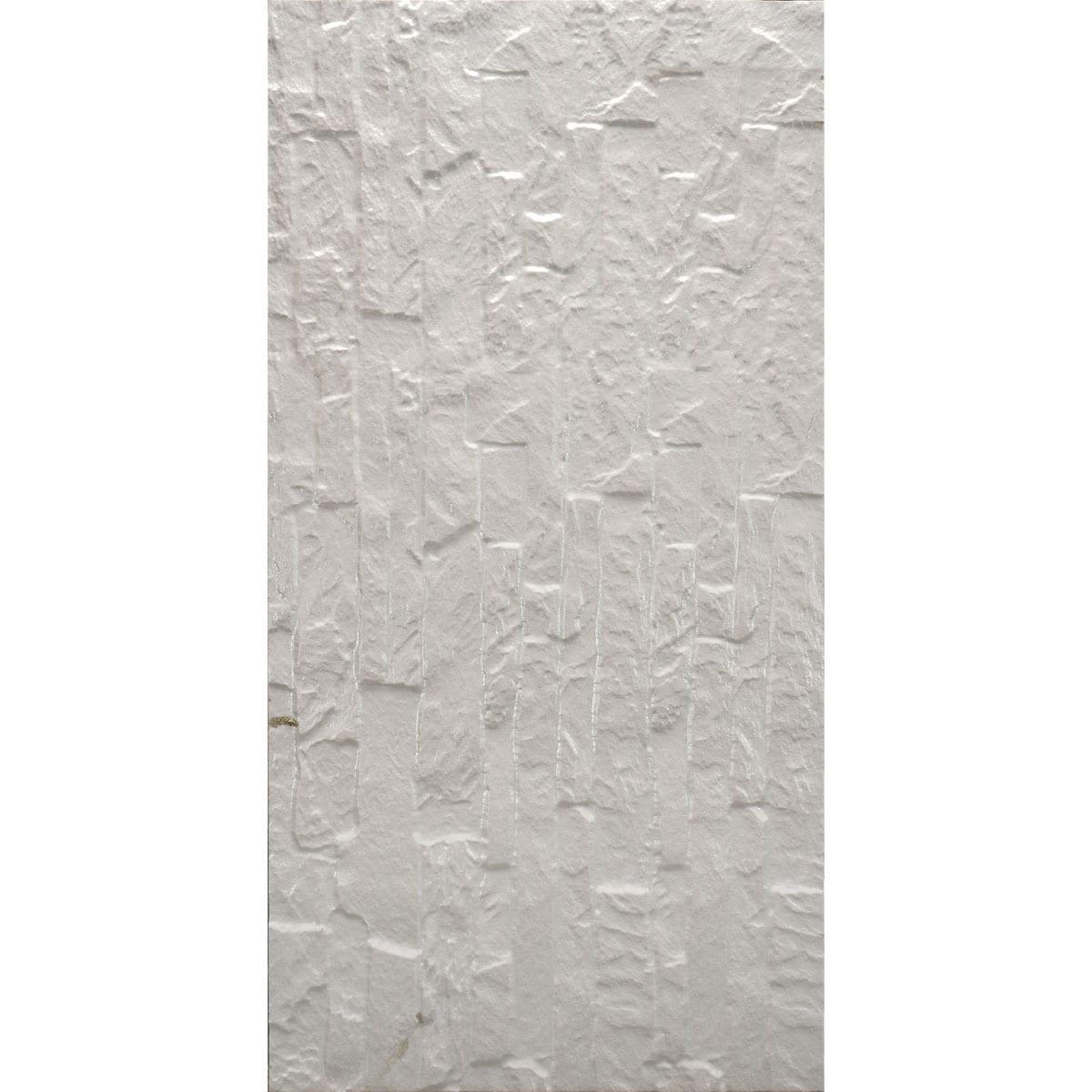 D00046 BRACKLEY 12X24 WHITE STONE