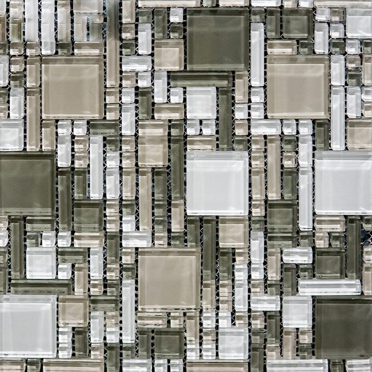 M50655 Cecilio grey white tan