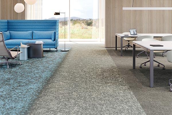 Carpet store, Commercial carpet