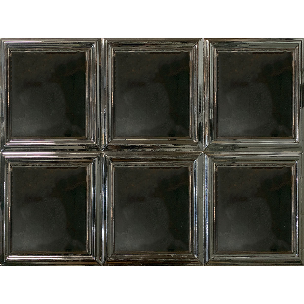 D00092 BOLD 3D BLACK GLOSSY