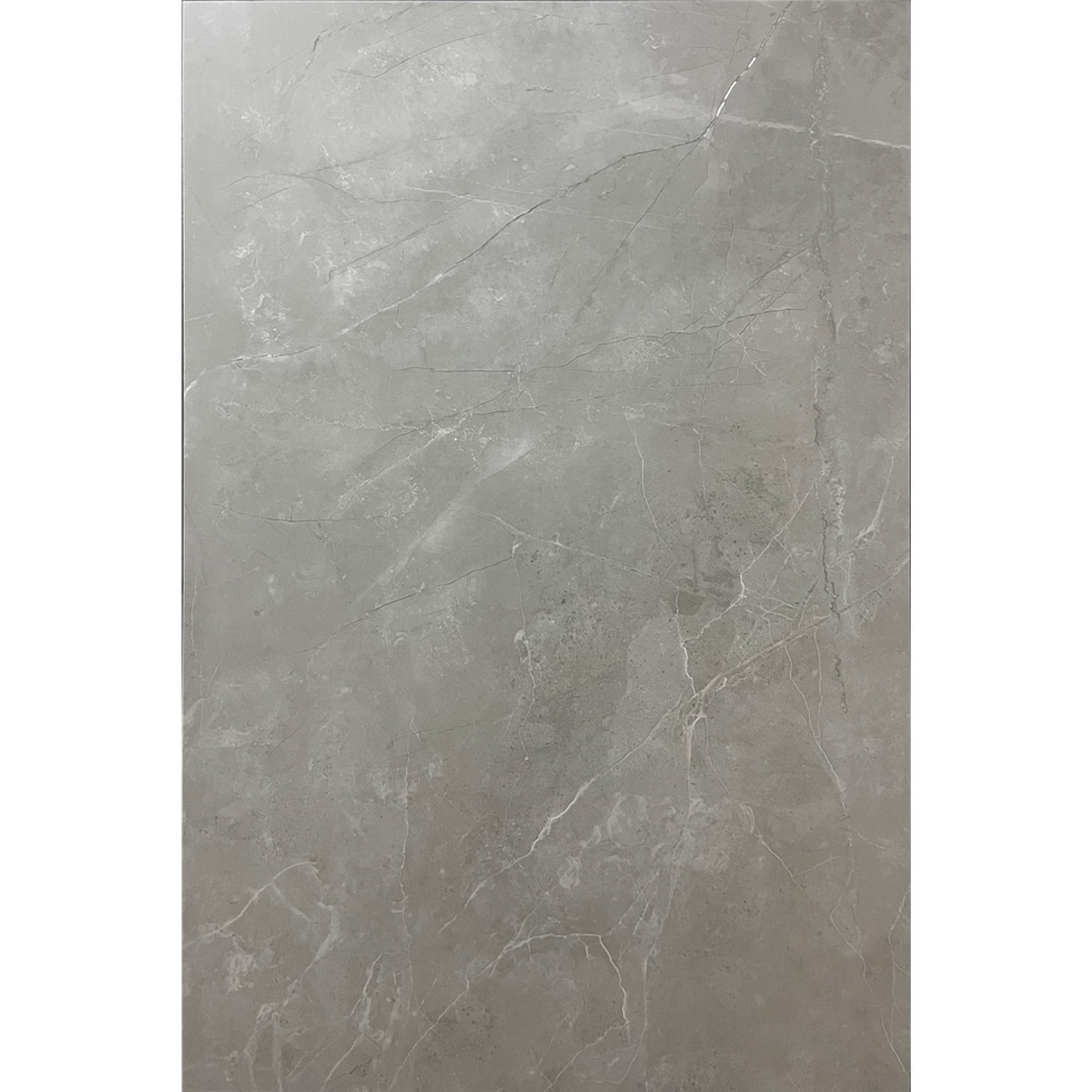 BUCKINGHAM 24X36 GREY MARBLE HONED P1