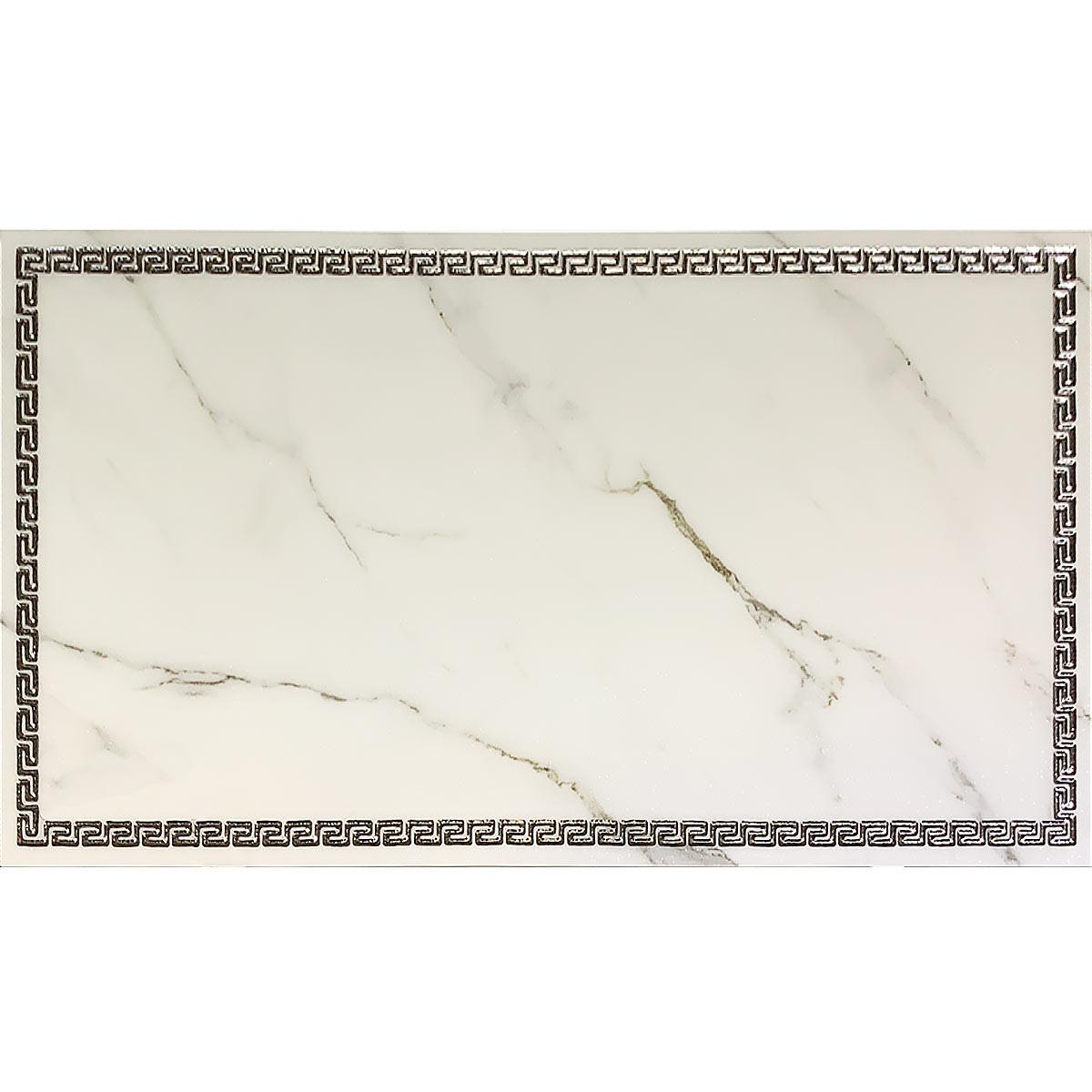 D00204 GABBANA WHITE DECOR