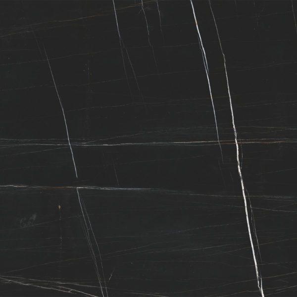 TITANIUM BLACK GLOSSY FLOOR TILE P1