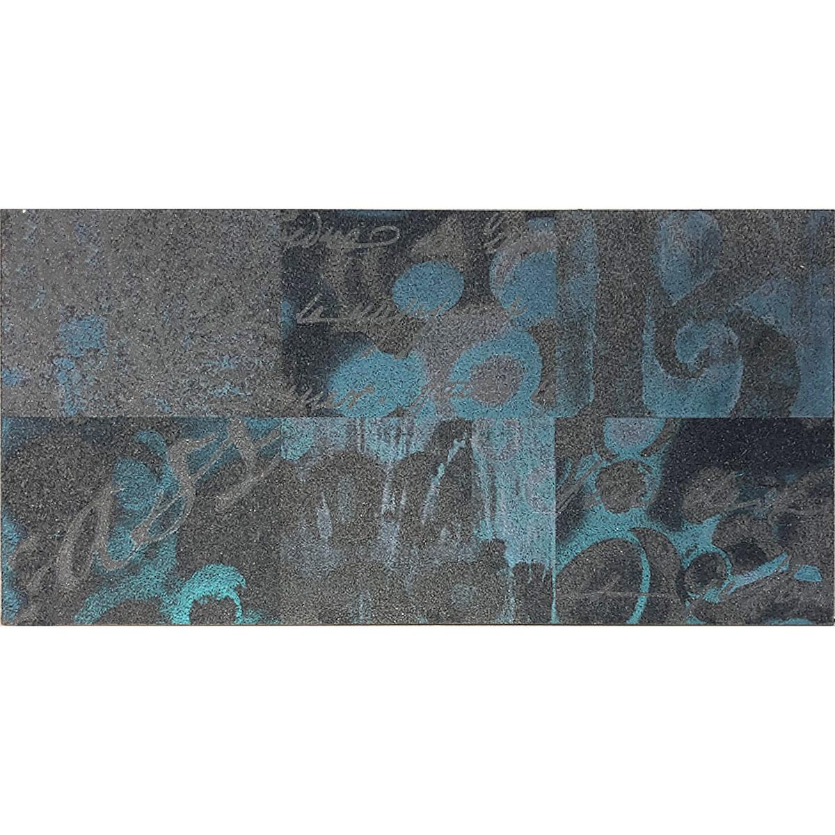 D00060 FLASH GRAFFITTI INSERT SILVER