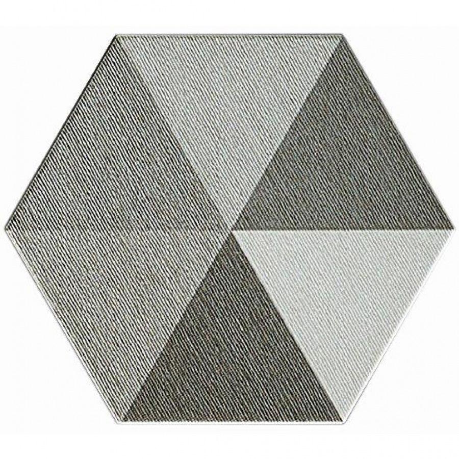 H00004 HEXAGON DIAMOND GREY 1