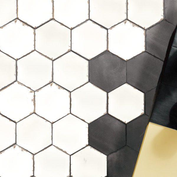 Hexagon Studio Ivory