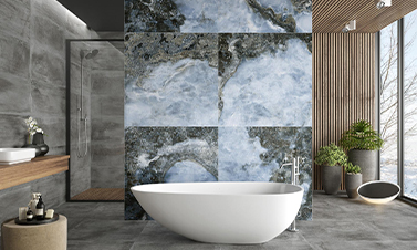 WALL TILE BANNER LUXDANAE