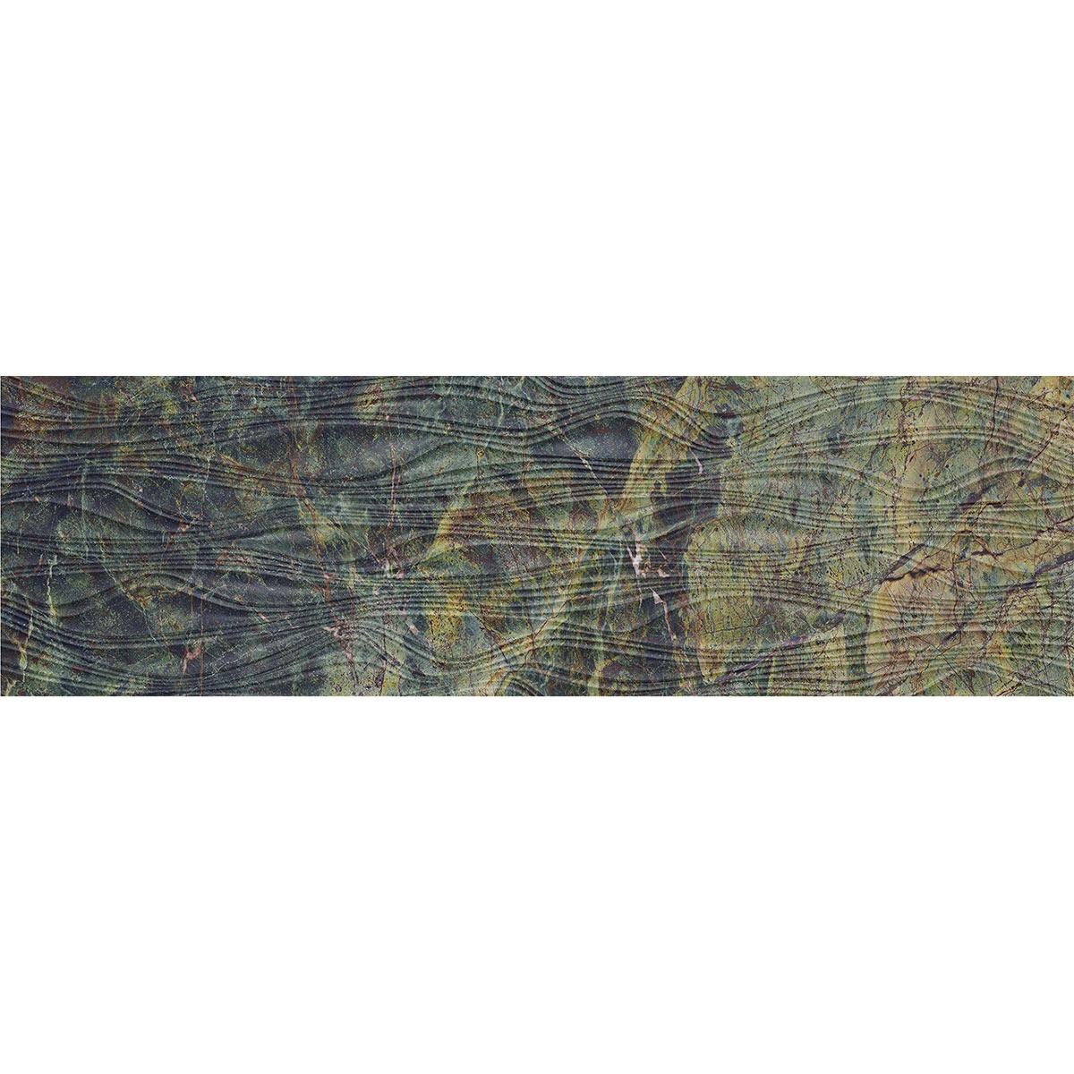T11121 VIVID GREEN RAINFOREST