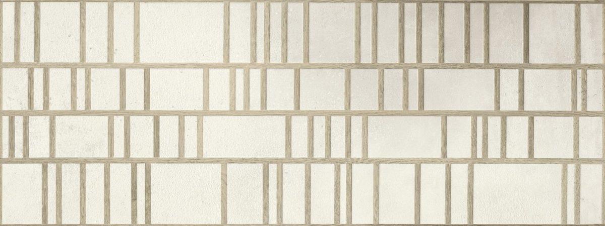 W00301 ELEMENTS SHOJI WHITE 18X48 P1